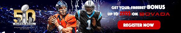 Bovada Bonus Super Bowl 50