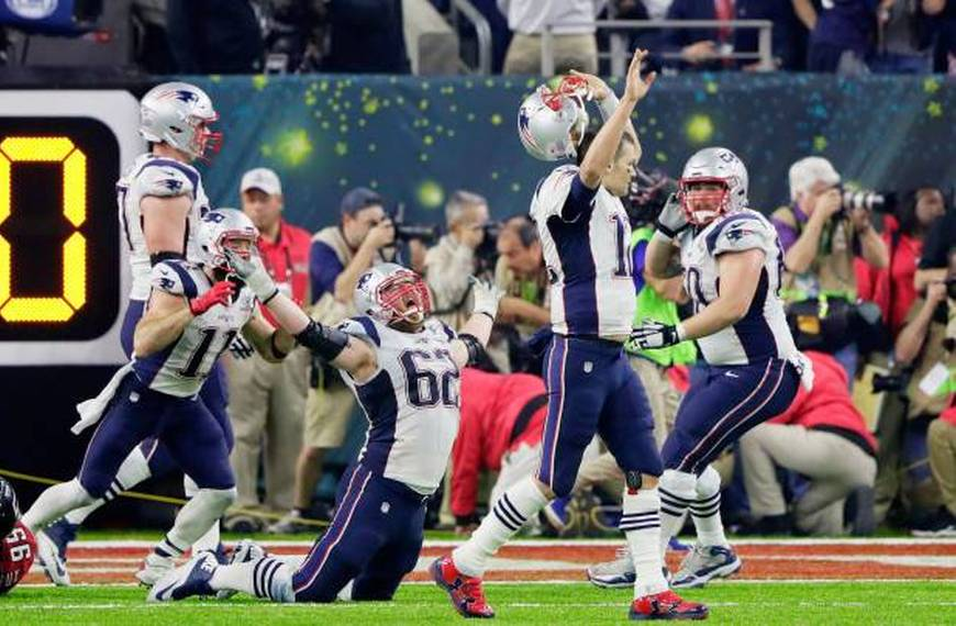 Super Bowl Preview: Count On The Patriots To Never Be Counted Out