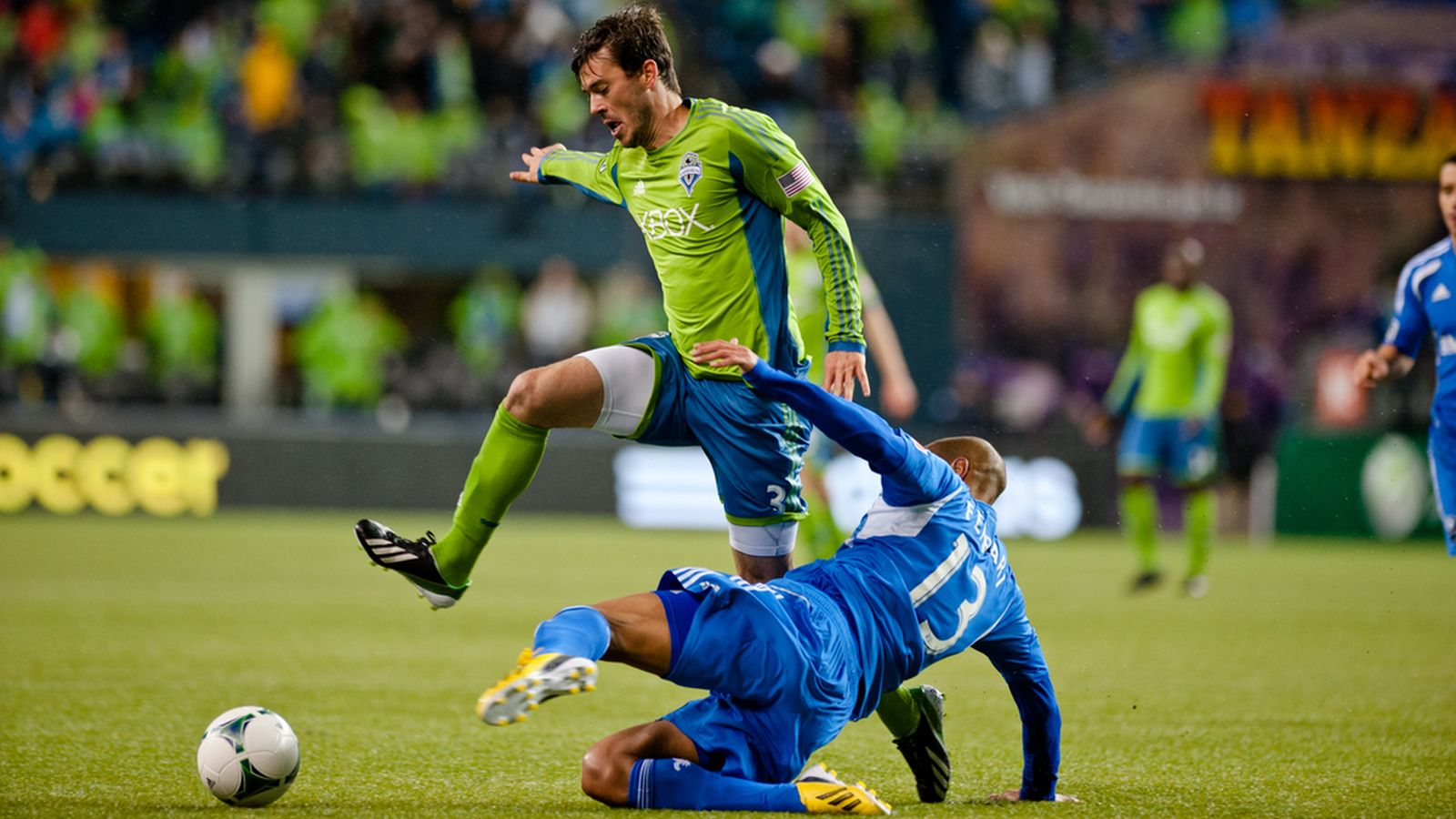 Seattle Sounders vs Montreal Impact