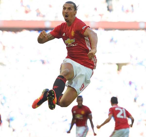 Zlatan united